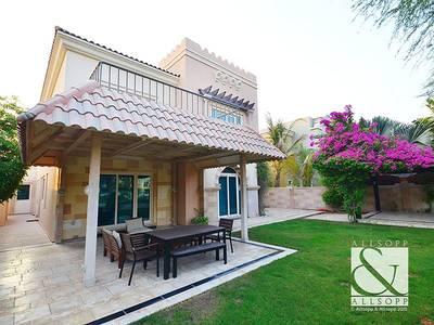 5 Bedroom Villa for Rent in Dubai Sports City, Dubai - Upgraded   Park Facing   Carmen Village