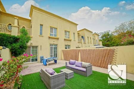 2 Bedroom Villa for Sale in The Springs, Dubai - Springs 2   4M   Back to Back   2 Bedroom