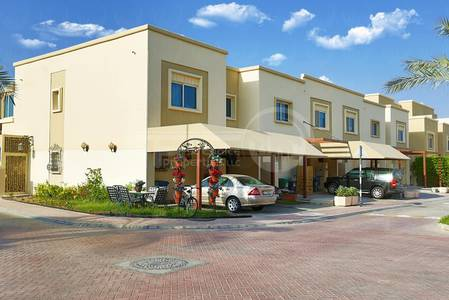 4 Bedroom Villa for Sale in Al Reef, Abu Dhabi - Good Investment!!! Ready Unit.Nice Site!