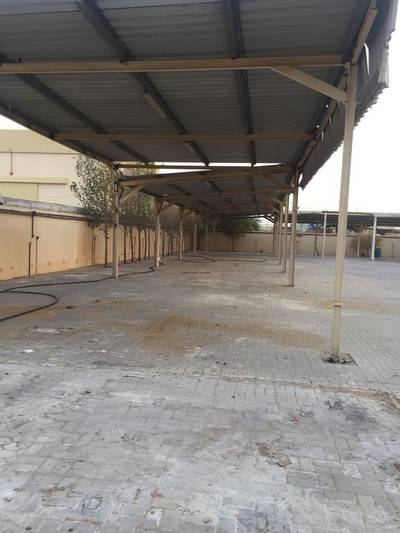 Industrial Land for Sale in Emirates Industrial City, Sharjah - 16000 sqft boundary wall for sale in emirates industrial area block 7