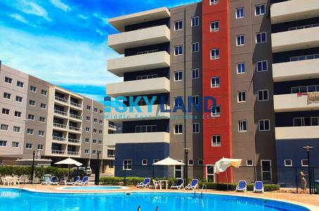 2 Bedroom Flat for Rent in Al Reef, Abu Dhabi - vacant 2bedroom with balcony and storage