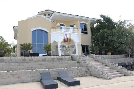 4 Bedroom Villa for Rent in Palm Jumeirah, Dubai - Garden Home