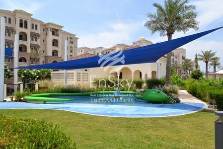 3 Bedroom Flat for Sale in Saadiyat Island, Abu Dhabi - Higher Floor Apartment with  a Peace Full View
