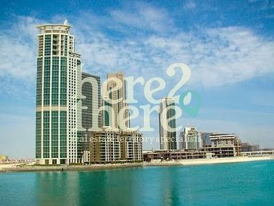 2 Bedroom Apartment for Rent in Al Reem Island, Abu Dhabi - Move in now!!! A Huge 2br Apt in Rak  Tower @95K