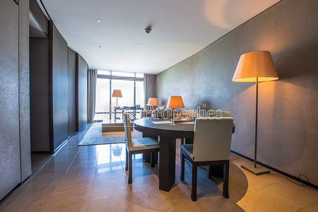 1 Bedroom Apartment for Sale in Downtown Dubai, Dubai - 1BR Furnished Apartment | Boulevard View