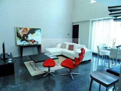 1 Bedroom Apartment for Sale in Dubai Marina, Dubai - Unfurnished 1BR Duplex Apt.