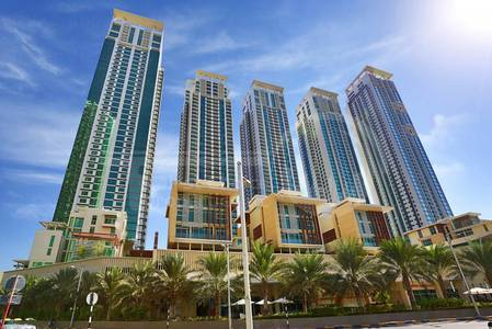 1 Bedroom Flat for Rent in Al Reem Island, Abu Dhabi - Vacant Unit.Pay in 4 Cheques.Hurry call us