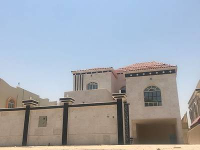 7 Bedroom Villa for Sale in Al Mowaihat, Ajman - The design and splendor of the decorations and its quality finishes have free prices