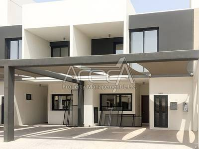 3 Bedroom Villa for Rent in Eastern Road, Abu Dhabi - Brand New 3 Bed Townhouse in Khalifa Park, Salam Street!