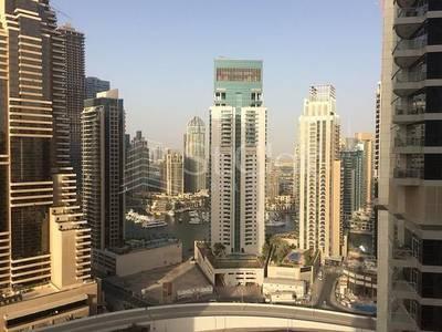 2 Bedroom Flat for Sale in Dubai Marina, Dubai - Huge 2BR|Vacant|Royal Oceanic|Marina View