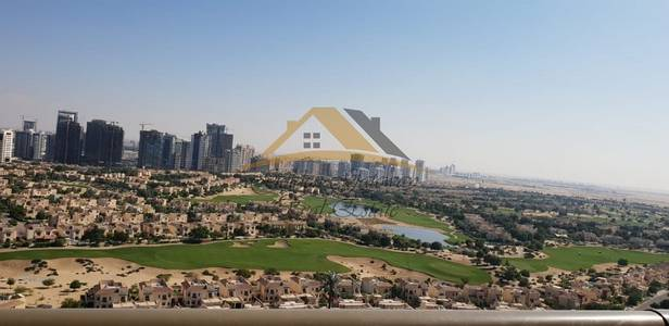 2 Bedroom Apartment for Rent in Dubai Sports City, Dubai - Golf View Furnished 2Bedroom I Huge Balcony