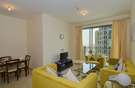 1 Bedroom Apartment for Sale in Downtown Dubai, Dubai - Rented | lowest | High Floor | high ROI