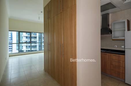 Studio for Sale in Dubai Marina, Dubai - Low Floor   Furnished   Rented