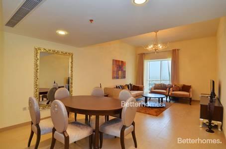 2 Bedroom Flat for Sale in Dubai Marina, Dubai - 2 Bedroom   Golf Course View   Hotel Apartment