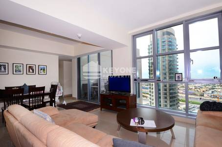 3 Bedroom Apartment for Sale in Downtown Dubai, Dubai - 3 BR + Laundry|Standpoint Tower A|Downtown