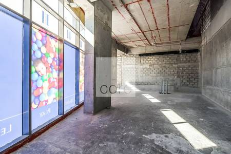 Shop for Rent in Dubai Marina, Dubai - Retail | Ground Floor | Shell and Core