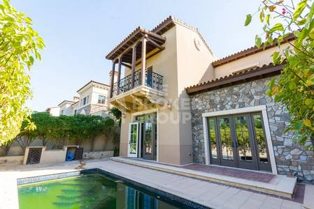 4 Bedroom Villa for Rent in Jumeirah Golf Estate, Dubai - Best Price on Earth Golf Course Sawgrass