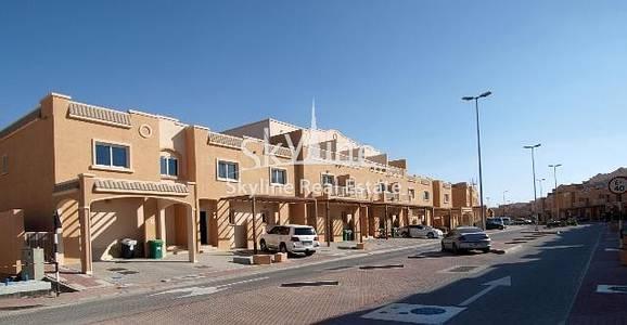 2 Bedroom Villa for Rent in Al Reef, Abu Dhabi - 2-bedroom-villa-mediterranean-style-reefvillas-abudhabi-uae