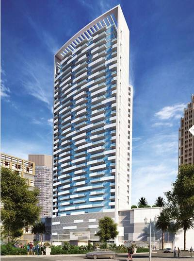 Studio for Sale in Jumeirah Village Triangle (JVT), Dubai - PAY 54k - 50% post handover for 2 yrs.
