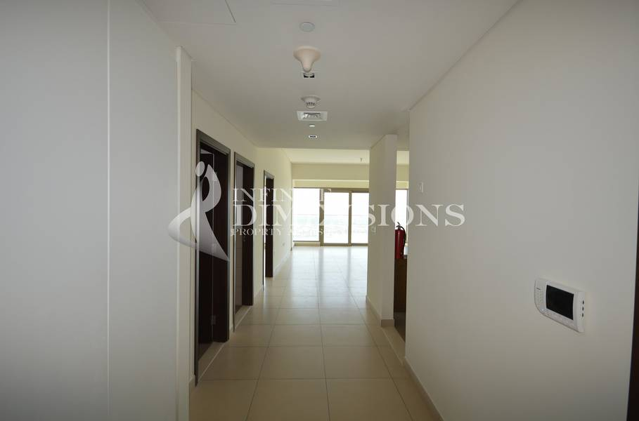 2 3BR with Sea view in Wave Tower for rent!