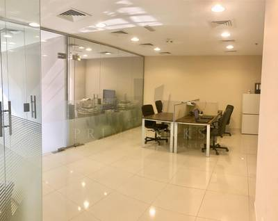 Office for Rent in Barsha Heights (Tecom), Dubai - Fully furnished I High quality office I Ready to move in