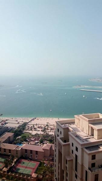 Building for Rent in Jumeirah Beach Residence (JBR), Dubai - 2 B/R JBR Murjan with amazing full sea view
