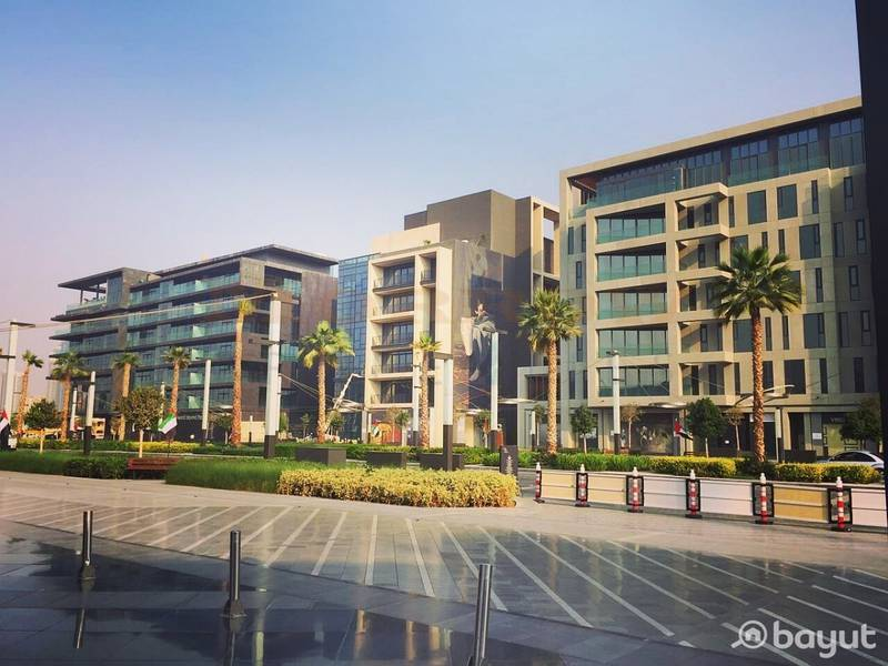 5 Full Building in City Walk for Sale