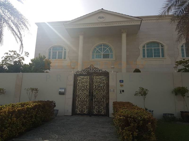 10 Barsha 3 Luxury Villa for sale