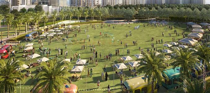Building for Sale in Mohammad Bin Rashid City, Dubai - MBR City  | Premium Location | Grade A.