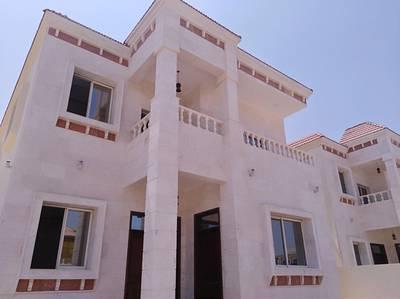 5 Bedroom Villa for Sale in Al Zahraa, Ajman - Villa for sale in ajman Free hold villa.