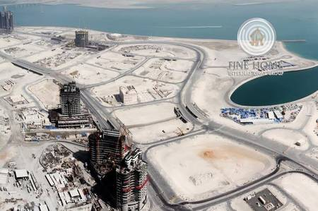 Plot for Sale in Al Reem Island, Abu Dhabi - Amazing Mixed Used Land in AlReem Island