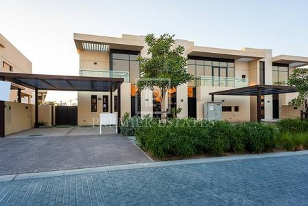 3 Bedroom Villa for Rent in DAMAC Hills (Akoya by DAMAC), Dubai - Brand New 3BR Villa - Landscaping complete