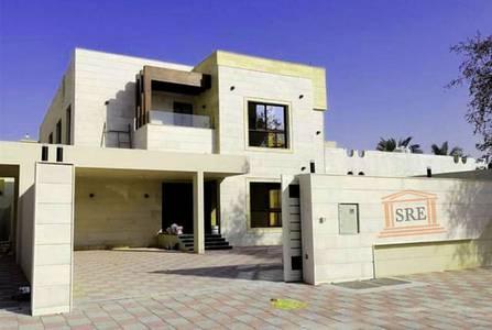 5 Bedroom Villa for Sale in Al Zahraa, Ajman - Marble new spacious new villa for sale in Ajman ,