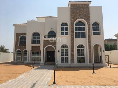 5 Bedroom Villa for Rent in Khalifa City A, Abu Dhabi - Brand New Standalone villa in KCA