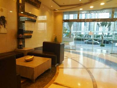 2 Bedroom Apartment for Rent in Dubai Marina, Dubai - Furnished 2 Bedroom Apartment in Marina Diamond  Marina view and can be rented in monthly basis