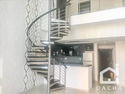 1 Bedroom Flat for Rent in Dubai Marina, Dubai - Duplex apartment in Botanica / Spacious Terrace