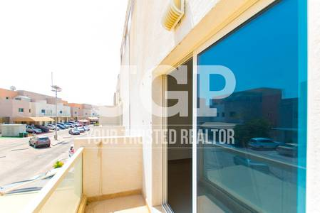 2 Bedroom Villa for Rent in Al Reef, Abu Dhabi - Good Price! Villa with Parking and Garden