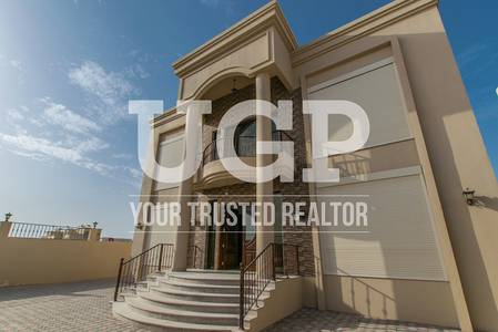 7 Bedroom Villa for Rent in Khalifa City A, Abu Dhabi - For Rent|High end and Spacious 7BR villa