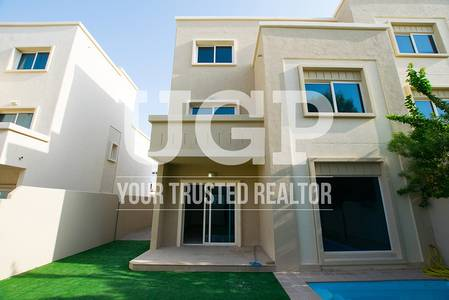 5 Bedroom Villa for Rent in Al Reef, Abu Dhabi - Up for rent 5BR villa w/ Pool and Garden