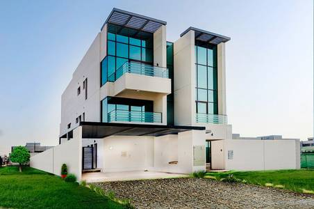4 Bedroom Villa for Sale in Mohammad Bin Rashid City, Dubai - BE NEIGHBOR OF THE PRINCES and AL MKTOM PALACE , OWN READY VILLA AND PAY ON 10 YEARS.