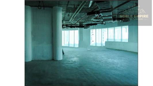 Floor for Rent in Business Bay, Dubai - Shell and Core with Pre-Installed Services
