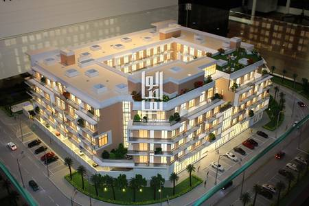 2 Bedroom Townhouse for Sale in Meydan City, Dubai - Own in maydan with 1% monthly for 4 years