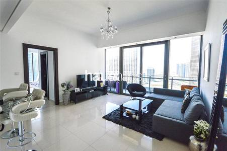 1 Bedroom Apartment for Rent in Dubai Marina, Dubai - Very Rare Unit | Best 1 Bed In Marina! |