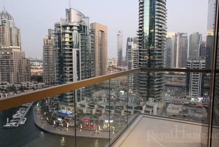شقة 2 غرفة نوم للايجار في دبي مارينا، دبي -  2BR in No.9 | For Rent