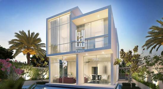 4 Bedroom Villa for Sale in Akoya Oxygen, Dubai - Own luxury Villa  at a price 1.7 M in Dubailand..