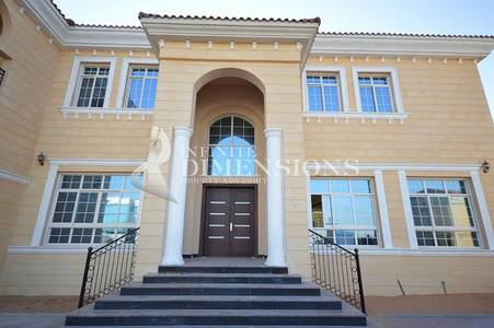 Building for Sale in Khalifa City A, Abu Dhabi - Great Investment  / High Quality 7 BR Commercial Villa