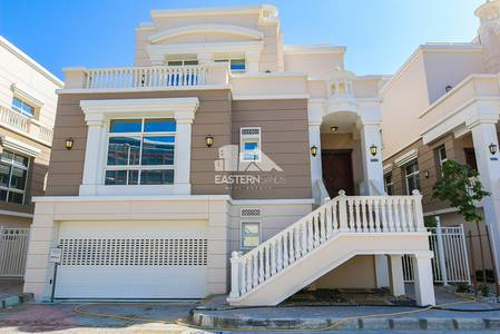 4 Bedroom Villa for Sale in Khalifa City A, Abu Dhabi - outside