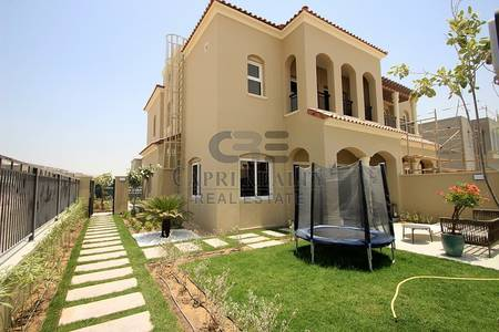 3 Bedroom Townhouse for Sale in Serena, Dubai - PAY 75% post handover  5yrs | 0% DLD fee