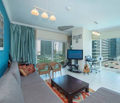 1 Bedroom Flat for Sale in Jumeirah Lake Towers (JLT), Dubai - Priced to sell   1BR Vacant On Transfer