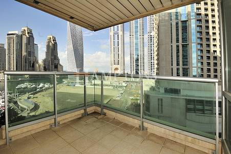 2 Bedroom Flat for Sale in Dubai Marina, Dubai - Spacious 2BR + Study + Storage | Al Mass